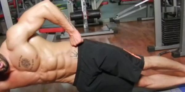 RARE ABS WORKOUT