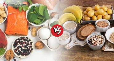 Protein vs. Carbs - Everything You Need to Know About Them!