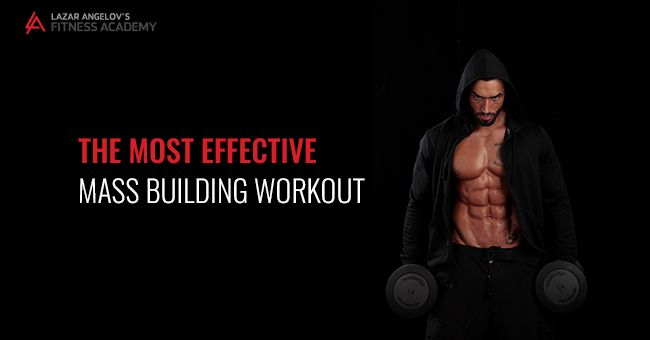 mass building workout