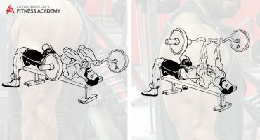 Build Insane Triceps By Doing Skull Crushers